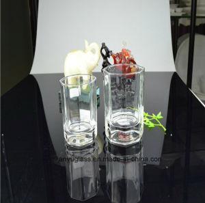 Tazza all'ingrosso di vetro di Short della spremuta di Highball dell'acqua della birra di 6oz 10oz