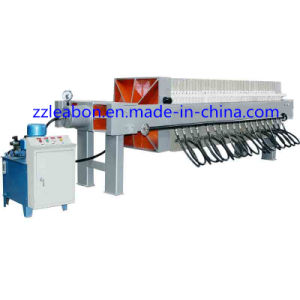 Membrane Filter Press mit Low Cost