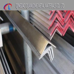 ASTM 304 (316L) ha lucidato la barra di angolo disuguale dell'acciaio inossidabile