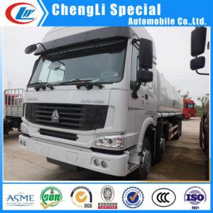 Sinotruk HOWO 8X4 35000litersオイルボックス輸送の燃料のタンク車