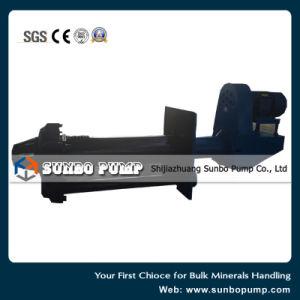 Fabriqué en Chine le carter de pompe centrifuge verticale d'alimentation