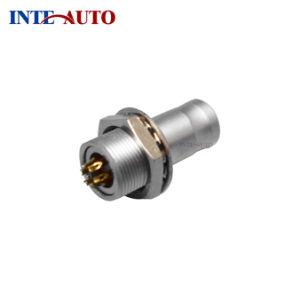 金属のLemos 8 Pinのオス・コネクタ(たばこIB 308)