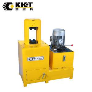 Fatto in macchina della pressa idraulica della corda del filo di acciaio della Cina