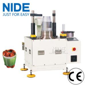 Tecla Semi-Auto enrolamento da bobina do estator do motor da máquina de inserção