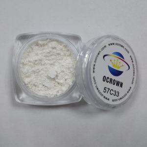 Colore fotocromico della polvere di Ocrown variabile dopo il pigmento della luce UV
