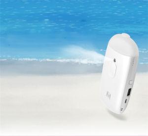 Banco de potencia con la belleza spray cargador portátil cargador móvil cargador de batería de 5200mAh