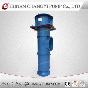 ディーゼル水排水のための駆動機構によって混合される流れ縦ポンプ