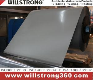 PVDF/Feve/Pet de Kleur Met een laag bedekte Rollen van het Aluminium voor Plafond/Dakwerk en Productie ACP/Ahp