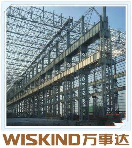 Q235 P345 la nueva estructura de acero para Gallinero Taller
