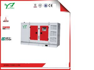 열려있는 유형 침묵하는 닫집을%s 가진 Weichai Deutz 디젤 엔진 발전기