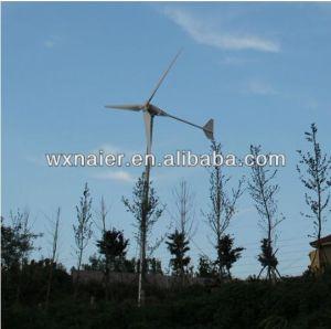 Gerador de turbina do vento 5kw/moinhos de vento elétricos para a venda