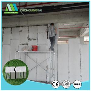 Ligero/térmico/Ambiental/Fuego/Heatproof sándwich EPS de cemento de hormigón/Panel de pared interna de la Junta/residencial/Commecial/Almacén