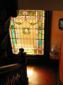 Art Design italien de la fenêtre Panneau de verre teinté