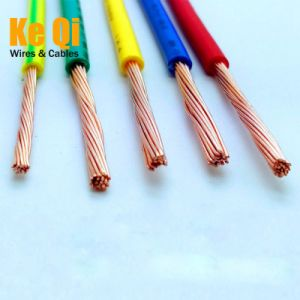 Núcleo de cobre com isolamento de PVC BV VD fio BVR