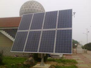 Système de double axe 3.2kw Tracker Système du Panneau solaire
