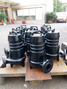 Non-Clogging des eaux usées Les eaux usées de la pompe submersible (WQ)