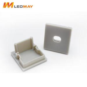 Indicatore luminoso di striscia di alluminio messo 12mm compatibile di profilo LED del PWB 12.3mm