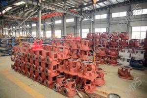 Elevadores eléctricos de eixo longo vertical profundo da turbina da bomba de combate a incêndio centrífuga
