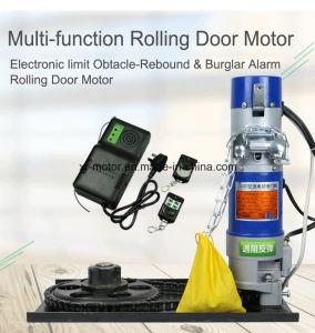Elektronische Grens AC 300kg/Motor van de Deur van de Alarminstallatie van de Reactie de Rolling