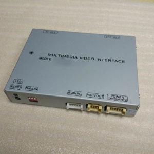 Video interfaccia dell'automobile per il Android 2005-2009 di percorso di Audi A8 (2GMMI) GPS 6.0