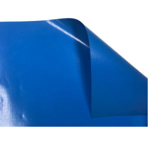 900 g de hojas de PVC Lonas lona impermeable para la carretilla cortina tapa