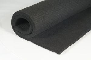 Activé la fibre de carbone estimé peut être utilisé pour les déchets du traitement du gaz, la récupération de solvants et ainsi de suite