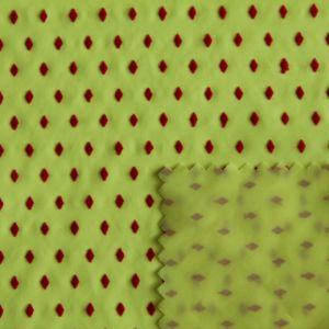 38GSM Baixa Denier Taffeta tecido de nylon com impermeável e rebanho Imprimir para casacos/Peso Leve casacos