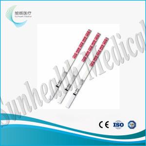 Gravidez HCG tira de teste com marcação CE