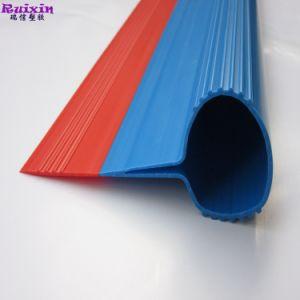 PVC duro coextruido parte azul y rojo dos globos de colores