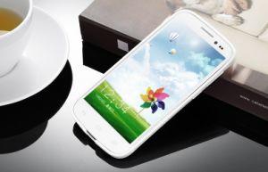Trasporto libero! Android 4.2 della ROM di RAM 32GB del centro 2GB del quadrato di Mtk6589t Turbo 5.0 '' telefono di vetro di Voto X2 della gorilla di FHD 1920X1080
