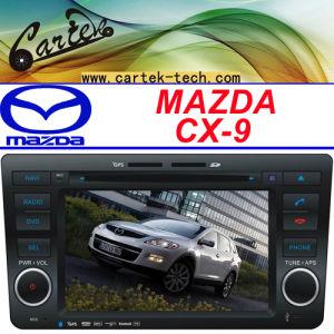 CX-9 Mazda (CT2D-SMA7)에서 특별한 차 DVD 플레이어