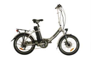 電気リチウムイオン電池式の援助のバイク折る山の小型の自転車(JB-TDN02Z)