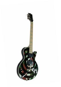Guitares électriques de guitares populaires/instruments musicaux (FG-701)