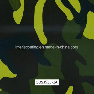 屋外項目および銃およびモーターバイク(BDS3395A)のためのデジタルCamo Hydrographics印刷のフィルム、水転送の印刷のフィルム、液体の画像のフィルムおよびPVAのフィルム