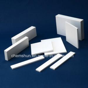 Oxyde d'aluminium panneau d'usure en céramique pour système d'alimentation