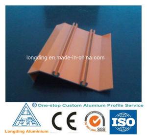 Profili di alluminio della famiglia per gli otturatori
