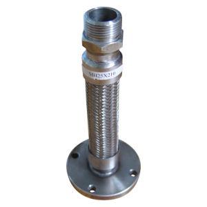 Tubo flessibile Braided dell'acciaio inossidabile 304 con l'estremità della flangia