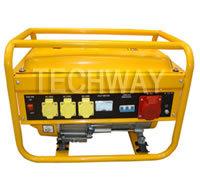 Tw2500b générateur à essence pour utilisation à domicile