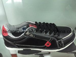 Venta caliente hombres transpirable zapatos de deporte de ocio Zapatos zapatillas (FFJF1019-04)