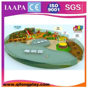 Área de juego mezcla de Niños Juegos de Interior (QL-16-16)