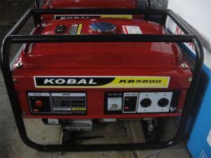 3KW gerador gasolina portáteis de baixo custo