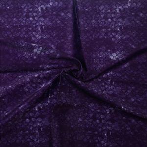 Silk Gewebe des Tuch-Markt-kundenspezifisches Drucken-100% (TLD-0098)