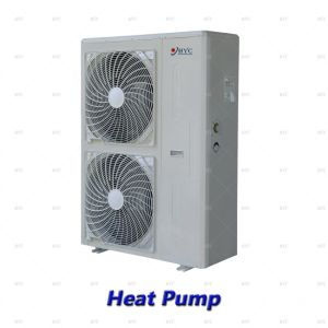 R410um inversor DC ar para bomba de calor de fonte de ar de Água
