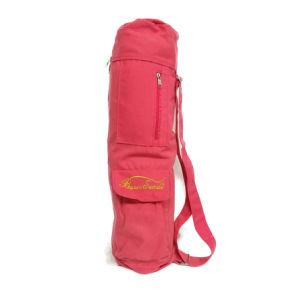 Estera Del Yoga bolso con bolsillo expandible, Mejor bolsas para Yogo esteras, correa y el ejercicio de Yoga Mat
