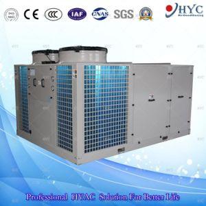 Condizionatore d'aria monoblocco impaccato tetto verde del condizionatore d'aria della stanza