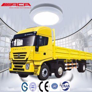 Iveco Hongyan 6X4 290HP Vrachtwagen van de Lading van het vlak-Dak de Op zwaar werk berekende