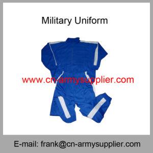 L'Uniforme-Esercito Polizia-Militare di addestramento mette in mostra i vestiti di pista Uniforme-Militari