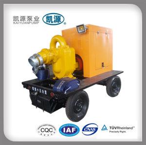 Kybc accionadas por motor Diesel de autocebado bomba de agua de Diesel portátil
