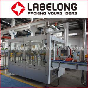 Bom Fornecedor da China para máquina de enchimento de bebidas do vaso