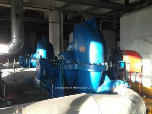 Divisé en deux étapes de la pompe centrifuge de cas